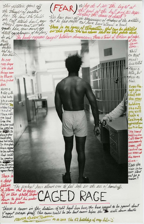 San Quentin Archive Project: Supplied Nigel Poor.