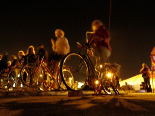Cycle Powered Cinema. Photo: Gap Filler.