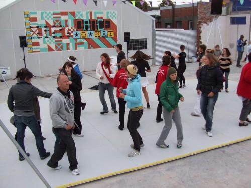 Dance-O-Mat, 222 St Asaph Street. Photo: Trent Hiles